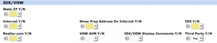 Matrix screenshot (State27Homes.com opt out)