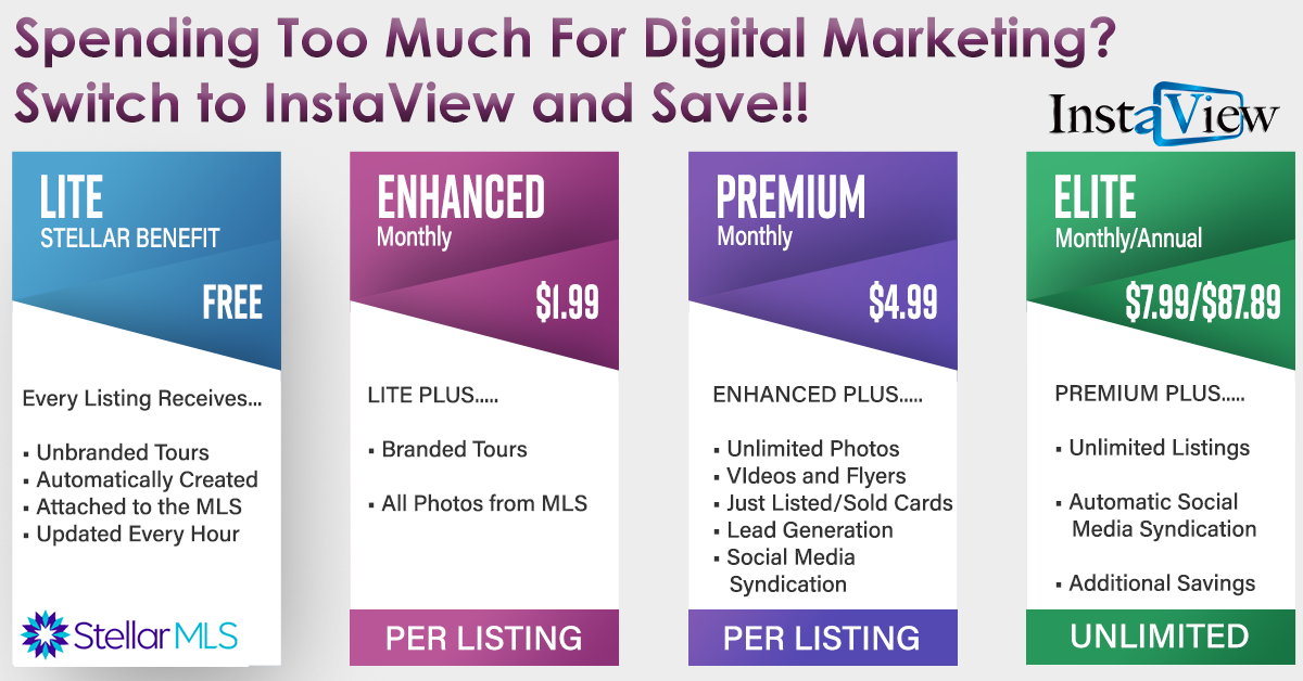 Post 1 Instaview Pricing
