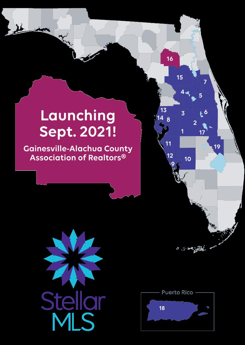 2021 Map Logo