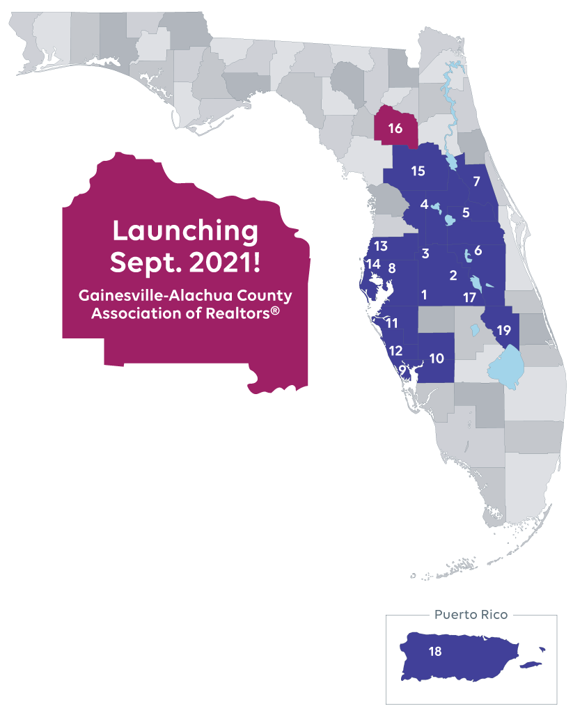 2021 Web Map